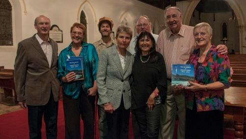 SFOT Trustees with Boet Dommisse