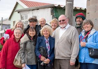 Trustees, Father Bob, Jane Payne